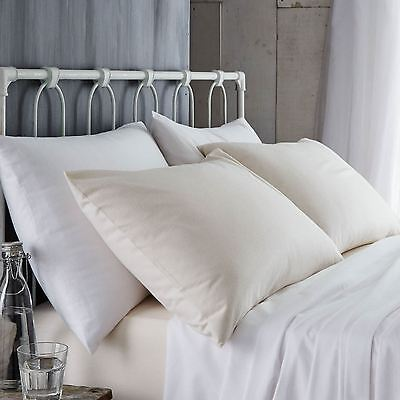 Bianca Cotton Soft 190gsm Brushed Cotton Sheets Premium Hotel Quality
