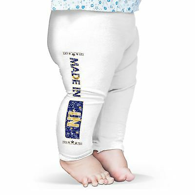 Twisted Envy Made In IN Indiana Baby Funny Leggings Trousers