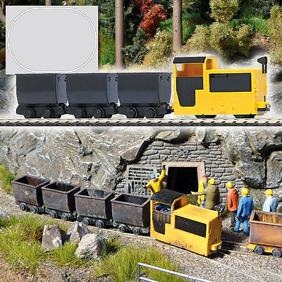 Busch HOF 5000 Mine Railway Start Set #NEW ORIGINAL PACKAGING #