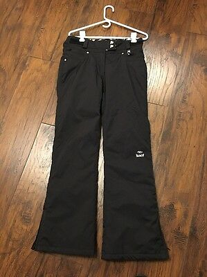 Marker Gore Tex Ski /  Pants - Insulated with Zip-Up Pocket -women's Size 6. EUC