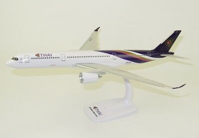 Thai Airways International Airbus A350-900 1/200 scale modellflugzeuge NEU