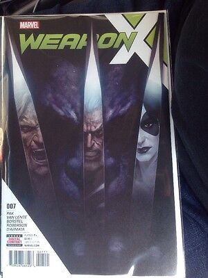 Weapon X #7 NM WMD Totally Awesome Hulk