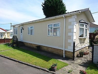 Residential Stately Albion Tredegar Sited Park Home