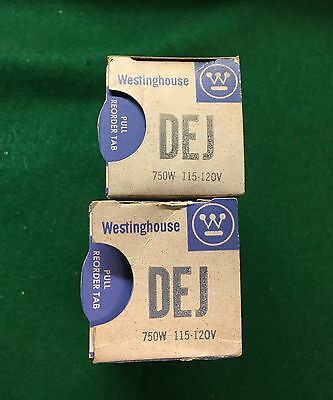 Westinghouse DEJ Projection Projector Lamp Bulb 750W 115-120V