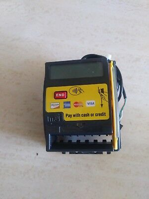 Mars MEI VN 4-in-1 Credit Card mask for dollar bill validators