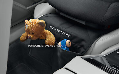 Porsche Child Baby Seat Mat Seat Protector 911 Cayenne Macan Panamera Boxster