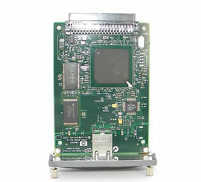 TESTED WORKING HP 620N 620 JETDIRECT J7934A 10/100tx Server Card network card