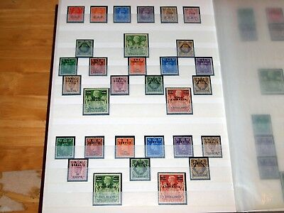British P.O Abroad & British Forces Stamp Collection QV - QEII  Fine Mint & Used