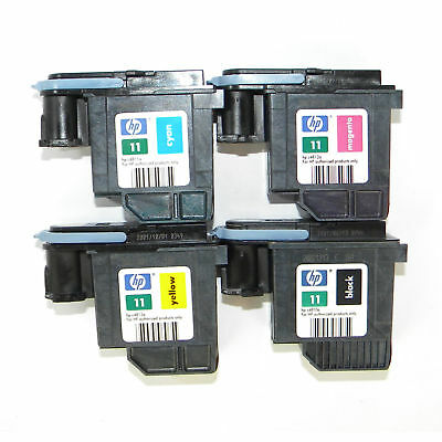 HP 11 10 PRINT HEAD FOR DESIGNJET 510 500 800 Inkjet 2200 2280 cc800ps 2600dn