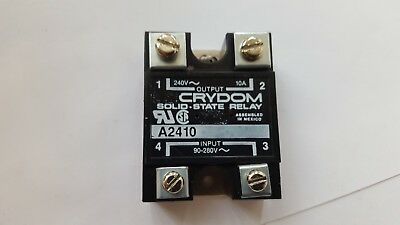 CRYDOM A2410 Solid-State Relay  ((IN19S1B3))