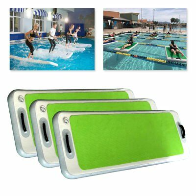 Inflatable Floating Yoga Mats Air Tumbling Track For Gymnastics SUP Paddle Board