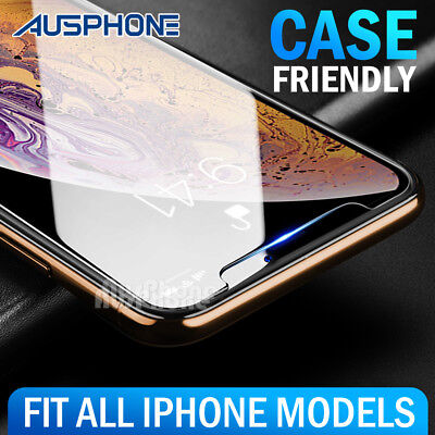 Scratch Resist Tempered Glass Screen Protector for Apple iphone 8 7 6S Plus