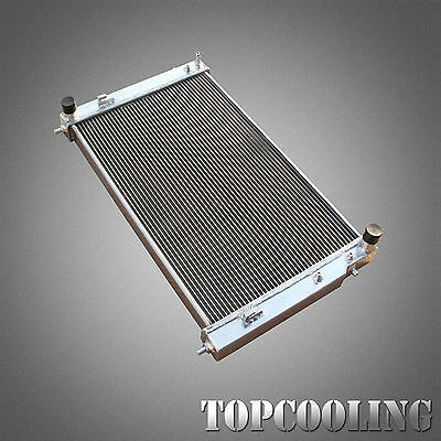 3 Row Aluminum Radiator For Holden Commodore VY Statesman WK  5.7L LS1 Gen V8 MT