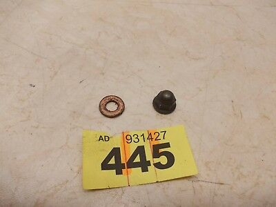 Honda CX500 Z A B C Euro GL500 impeller washer and nut cx500 gl 500 camshaft