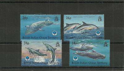 Biot Sg220-223 Year Of The Ocean Mnh
