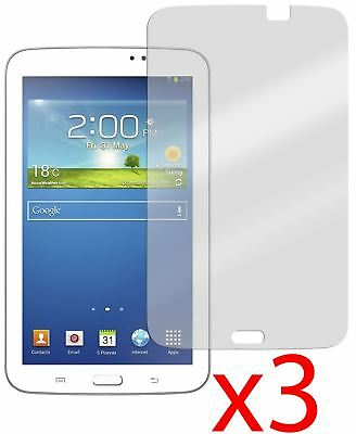 Hellfire Trading 3x Screen Protector Cover for Samsung Galaxy Tab 3 Lite T110