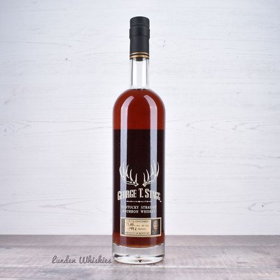 George T Stagg 2016 Buffalo Trace Antique Collection Rare Bourbon Whiskey 750ml