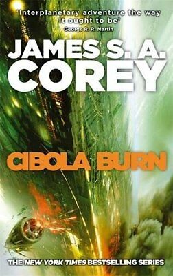 Cibola Burn: Book 4 of the Expanse,Excellent Condition