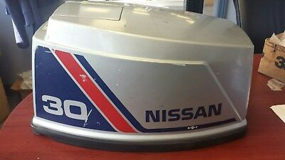 Nissan Cowling, Motor Cover 25 30 HP
