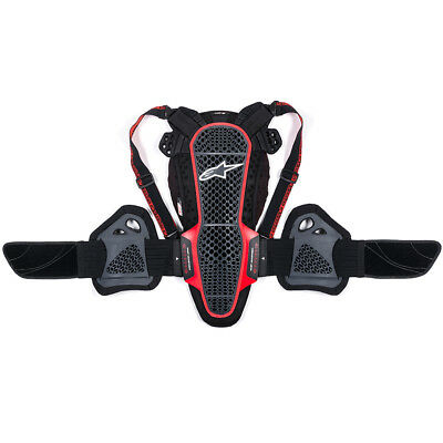 Alpinestars Nucleon KR-3 Back Protector Black/Red