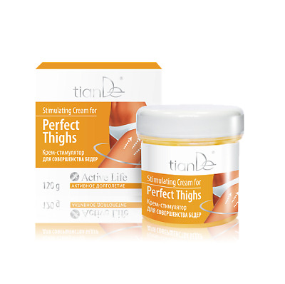 Tiande Active Life Stimulating Cream for Perfect Thighs, 120 g.