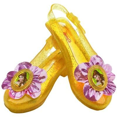 Belle Sparkle Shoes Costume Accessory Kids Toddler Girls Disney Princess