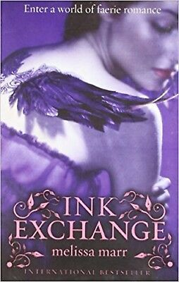 Ink Exchange Melissa Marr, Paperback, New Book