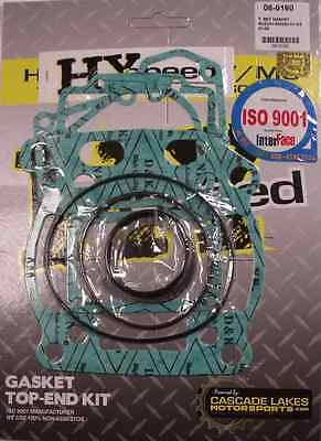 HYspeed Top End Head Gasket Kit YAMAHA GRIZZLY 600 4x4 1998-2001
