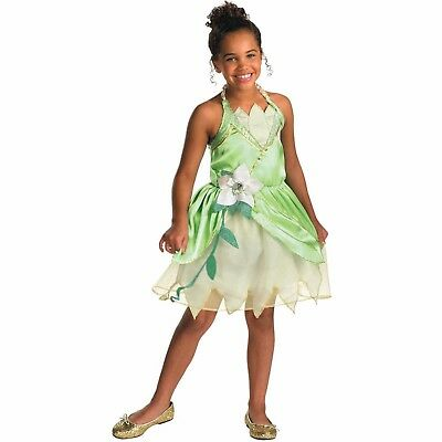 Princess And The Frog Dress Up/halloween Costume~Brand New~Size Toddler 3-4