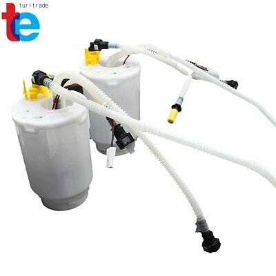 New Left & Right Fuel Pumps For Porsche 955 Cayenne S Turbo 2003-2010 USA