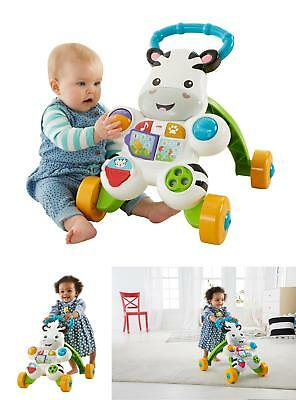Learning Stand Walker Baby Toys Fun Music Sit Play Center Activity Panel Toddler