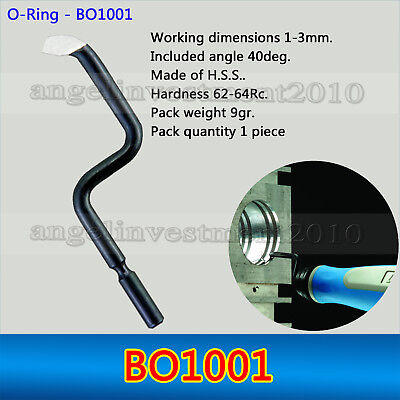 1 piece O-Ring BO1001 Deburring System Blades Applicable