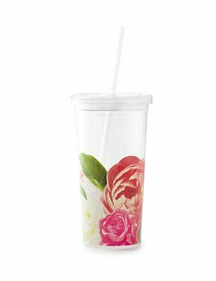 NEW Kate Spade Tumbler - Floral