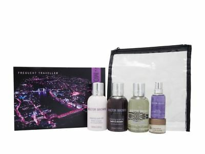 Molton Brown Frequent Traveller Set - Body Care For Him