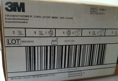 3M 980E-X 230V Transformer 98-0798-3537-1 (For 980E Air Gun)  (R2S8.6B3)