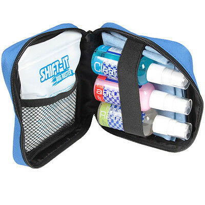 Shift-It Essential Travel Helmet Care Kit