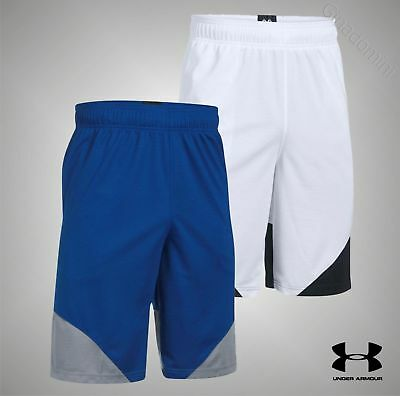 Mens Genuine Under Armour Loose Fit Rickter 11 Inch Basketball Shorts Size S-XXL