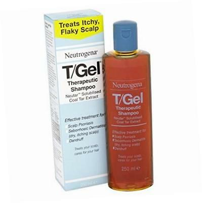 Neutrogena T/GEL Therapeutic Shampoo 250ml-PACK OF 2