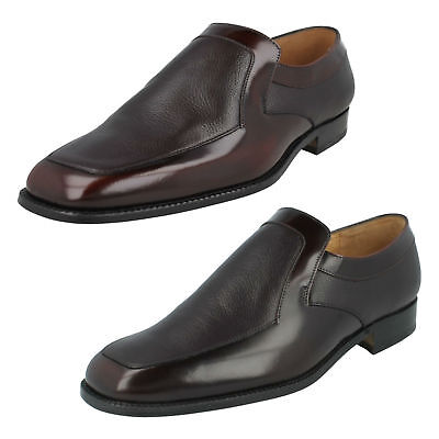 FS2902 Base Carmoustie Mens Classic Slip-On Moccasin Loafer Shoes 7 Sizes