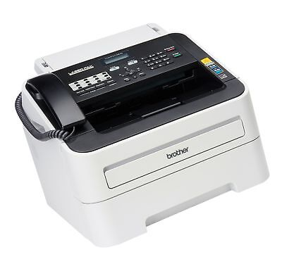 Brother FAX-2840 High Speed Mono Laser Fax Machine FAX2840