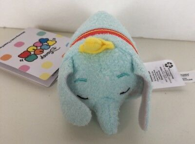 "Authentic Disney Dumbo 3.5"" Tsum Tsum Free Shipping"