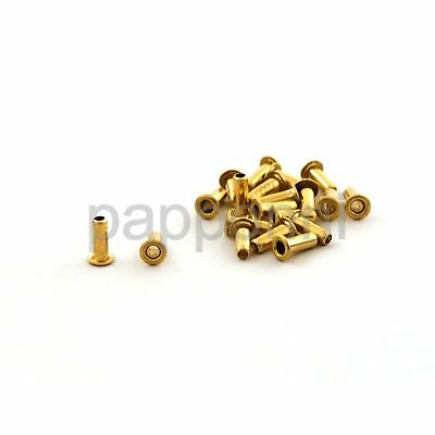 Sloting Plus SP108011 (20) Brass eyelets for motor cable