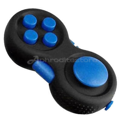 Fidget Hand Shank Pad Handle Autism ADHD Anixety Relieves Stress Focus Toy X 1