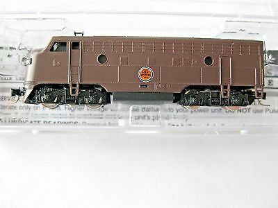 Micro-Trains Stock # 98001441 Chicago Great Western F7 Powered A-Unit  (Z-Scale)