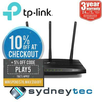 New TP-Link TL-MR3620 AC1350 3G/4G Wireless Dual Band Router