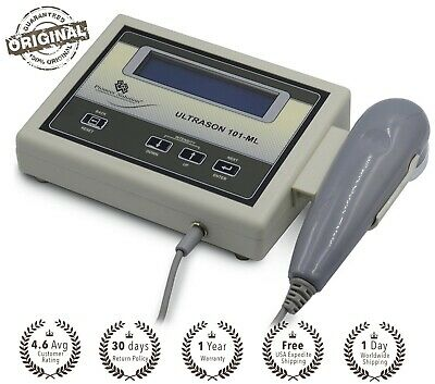 Original Ultrasound Ultrasonic therapy machine for Pain relief 1mhz U101AD U1
