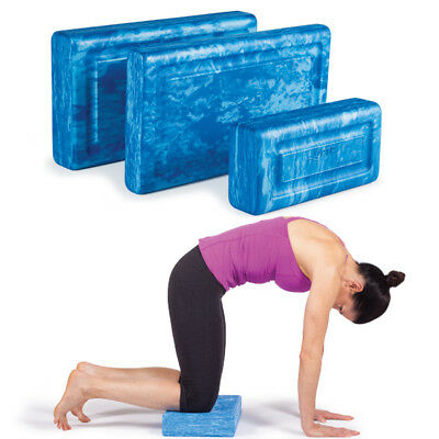 OPTP Posture Bricks for Yoga / Pilates / Balance (3 Different Sizes Available)