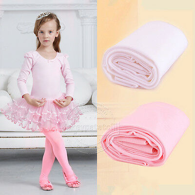 Children/girls ballet stockings/dance footed tights/pantyhose,3 sizes new