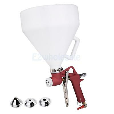 Ceiling Wall Texture Paint Wall Painting Sprayer w/ 4.0, 6.0, 8.0mm Nozzle