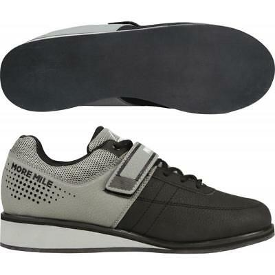 More Mile More Lift 4 Mens Womens  Weight Lifting / Cross Fit Shoes Grey